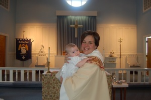carrie molly baptism