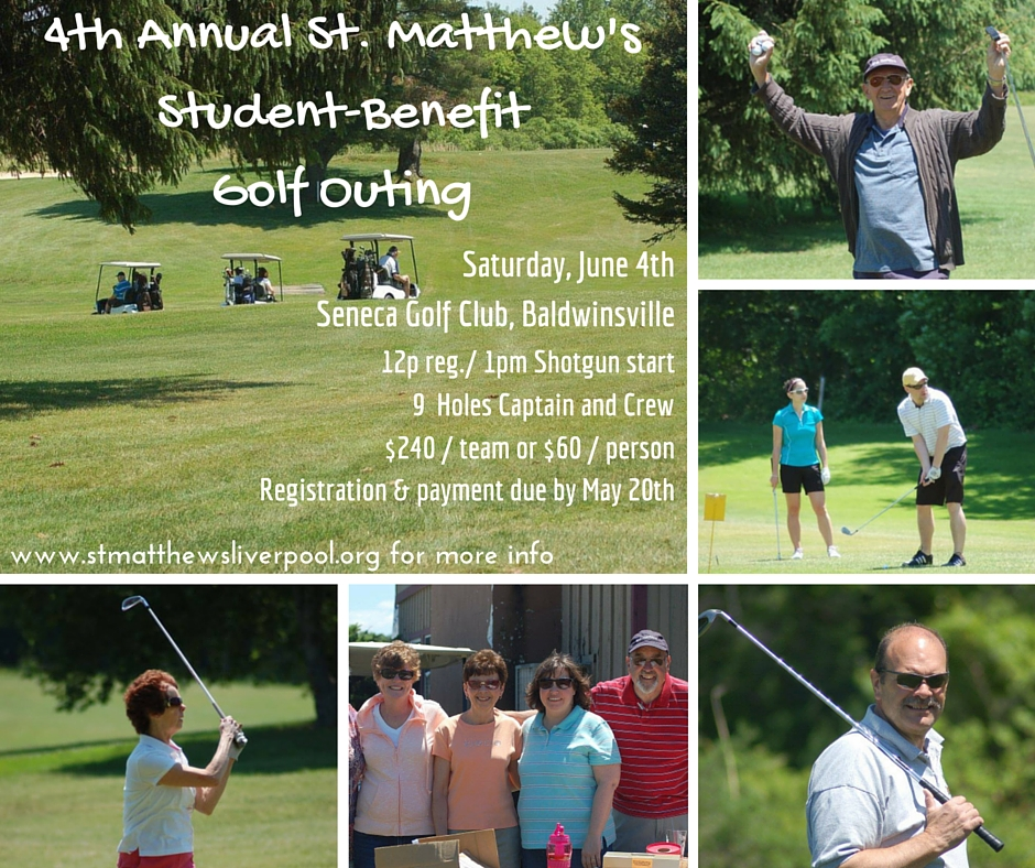 4th Annual St. Matthew's Student Benefit Golf Tournament-2